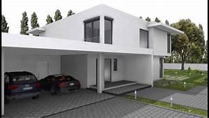 Bauhaus Architektur Merkmale : design haus in bauhaus architektur youtube ~ Frokenaadalensverden.com Haus und Dekorationen