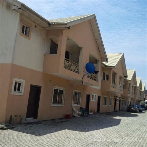 2 Bedroom Terraced Duplexes For Rent In Lekki, Lagos, Nigeria