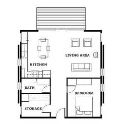 simple open cabin floor plans placement 860 square foot cabin architecture