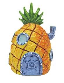 amazon com penn plax spongebob squarepants mini