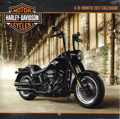 Ebay Motors Harley Davidson by Harley Davidson Motor Cycles 2017 Mini Calendar By