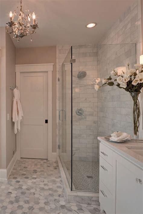 Marble Bathroom Ideas by 27 Carrara Marble Tile Ideas Marble Tile Types