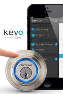 Smart Door Lock Kevo