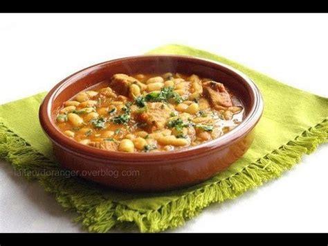recette des haricots blancs à la marocaine loubia