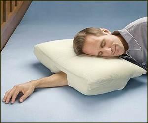 best pillow side sleeper arm under home design ideas With best pillow for neck pain side sleeper uk