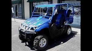 Utv Inc 2006 Yamaha Rhino 660 59 Mph Top Speed