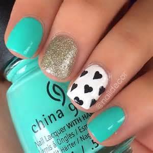 Nail art ideas for short nails pretty designs
