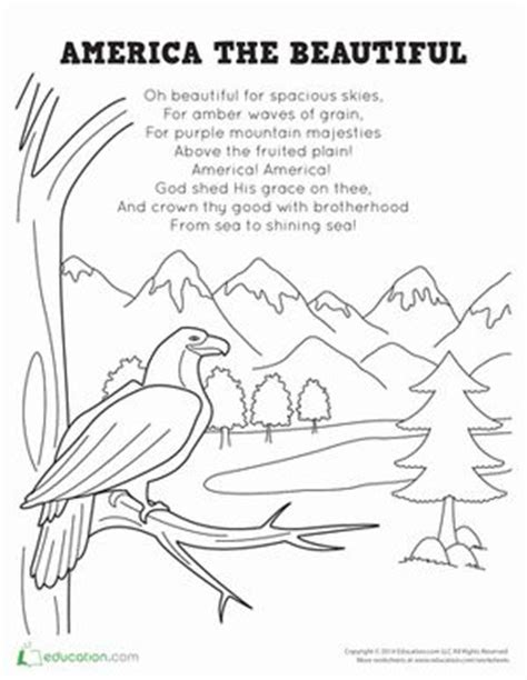 images  coloring pages patriotic