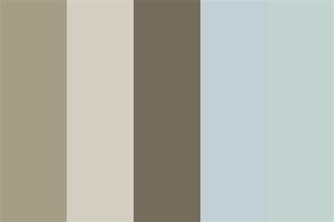 west coast contemporary project colour scheme color palette