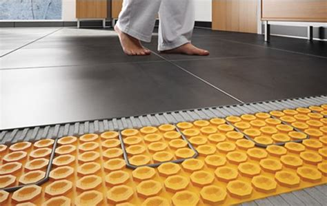 anti fracture membrane for tile thermawire thin floor warming cables are ditra heat compatible