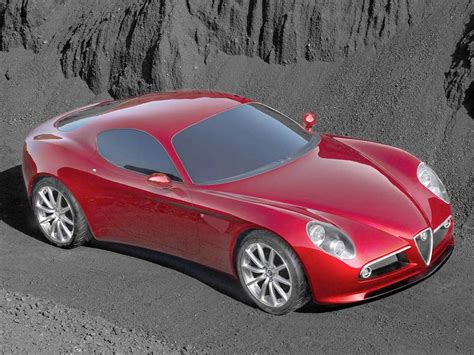 Alfa Romeo Concept by 2003 Alfa Romeo 8c Competizione Concept Alfa Romeo