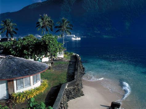 American Samoa Vacations Travel Guide