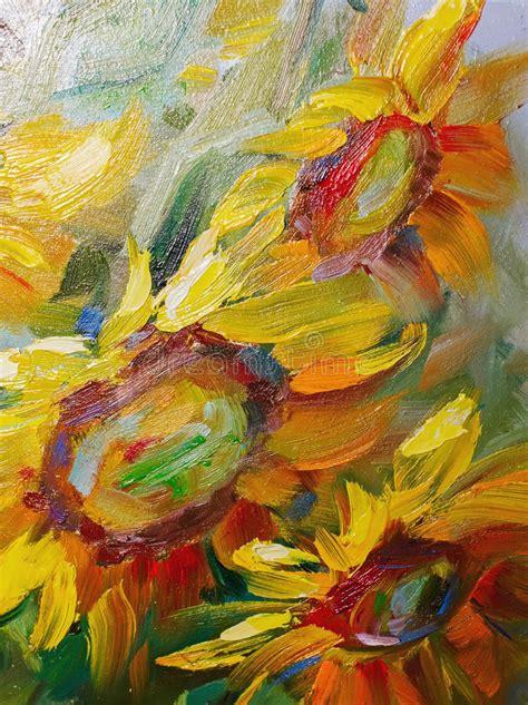 Lade Ad Olio by Texturera Olje M 229 Lning Blommor Konst Den M 229 Lade