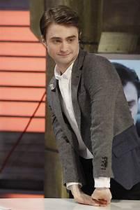 DanielRadcliffe: Daniel Radcliffe on Spanish tv interview ...  Daniel