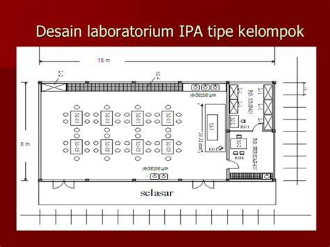 desain lab fisika