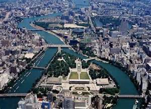 Atomic Bomb Hiroshima Before and After