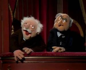 Muppets Statler And Waldorf Quotes. QuotesGram
