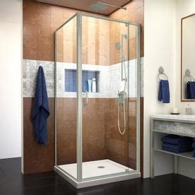 corner shower kits  lowescom