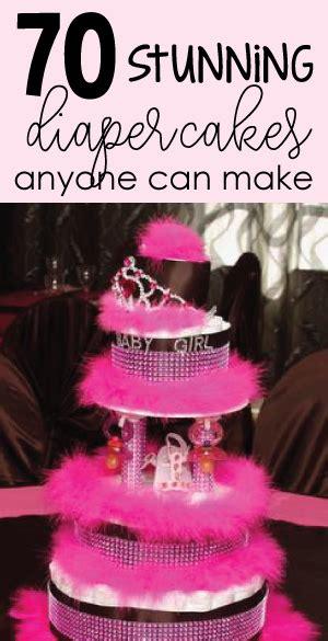 baby shower diaper cake ideas cutesbabyshowerscom