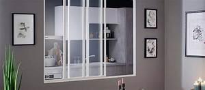 Verriere Atelier Lapeyre : j ai envie de transformer un mur en verri re quelles sont ~ Farleysfitness.com Idées de Décoration