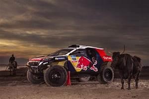 Peugeot 2008 DKR: ready to race in Dakar Rallye 2015