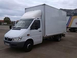 Camion Sprinter : camion mercedes sprinter vehiculos feriamania ~ Gottalentnigeria.com Avis de Voitures