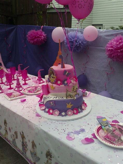 fancy nancy birthday party ideas photo    catch