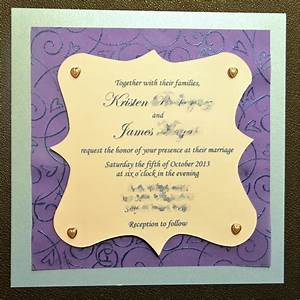 wedding invitation ideas with cricut matik for With wedding invitations with cricut expression