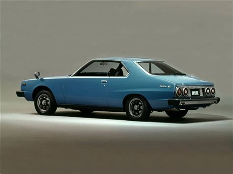 nissan datsun old model nissan 240k skyline c210 classic car review honest john