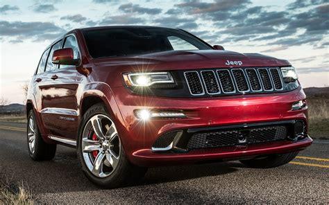 srt jeep 2014 2014 jeep grand cherokee srt track drive motor trend