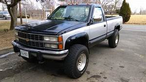 1995 Chevrolet Silverado 2500 4x4 For Sale In Fallston  Maryland  United States For Sale  Photos