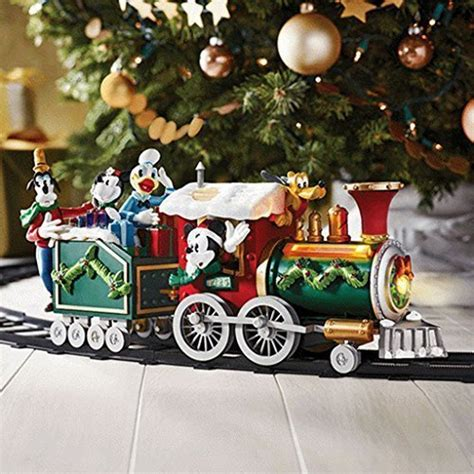 train to go around christmas tree top 10 best sets for the tree