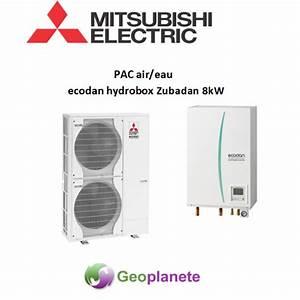 Pac Air Eau : pompe chaleur air eau mitsubishi electric ecodan ~ Melissatoandfro.com Idées de Décoration