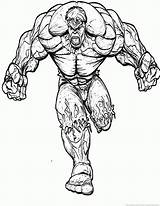 Superhero Hulk Zoom Coloring Pages 123coloringpages sketch template
