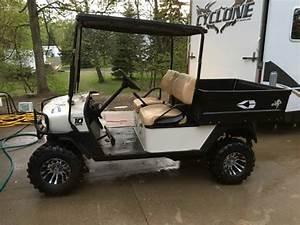 2002 Ez-go Workhorse St480 Golf Cart