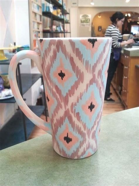hand painted pottery ideas  pinterest painted