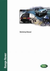 1990 Land Rover Range Rover Classic Service Repair Manual