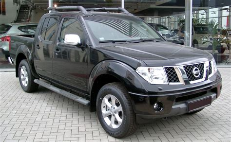 Nissan Navara Picture by 2007 Nissan Navara D40 Pictures Information And Specs