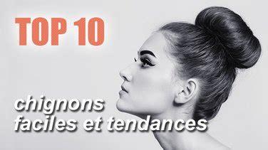 top 10 des chignons tendances et faciles 224 faire soi m 234 me top listes des vid 233 os minutefacile