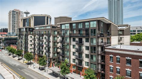 Appartments Seattle by Moda Apartments In Belltown 2312 3rd Ave