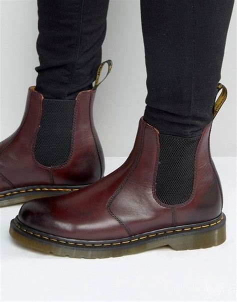 dottor martens basse fiori dr martens dr martens 2976 chelsea boots shoes