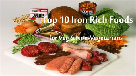 Fruits & Vegetables Rich In