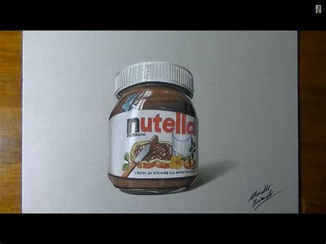 dessin d un pot de nutella dessin nutella et pots