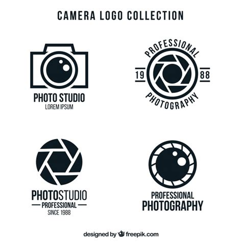 camera logo vectors   psd files