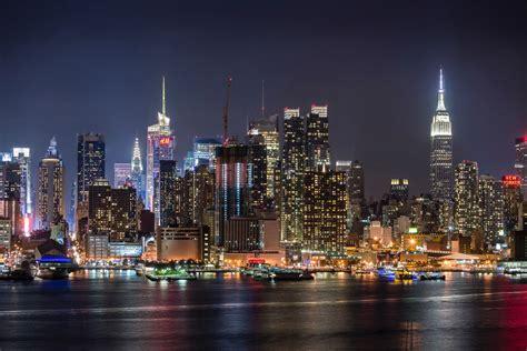 Permalink to Wallpaper City Lights New York