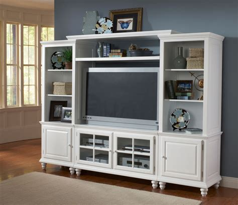 saginaw on wall units furniture hillsdale grand bay small entertainment wall unit white