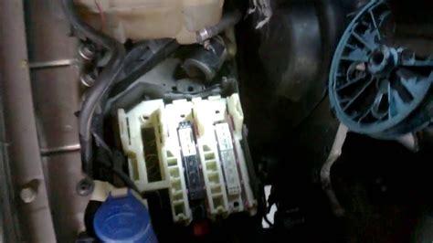 volvo   ecm ecu engine control module removal