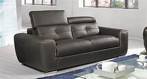grand canape relax 3 places avec tetieres relevables With tapis bébé avec mobilier de france canapé