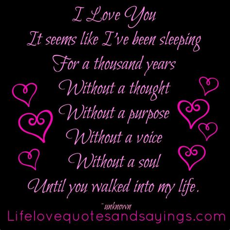 Cute Love Quotes And Sayings For Him Quotesgram
