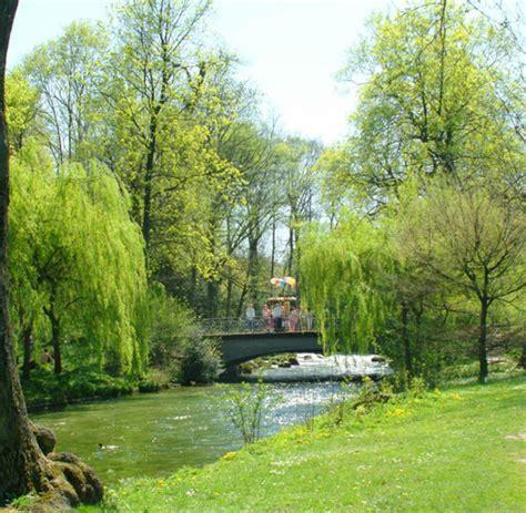 Englischer Garten Perfekte Welle Für Den Eisbach Geplant